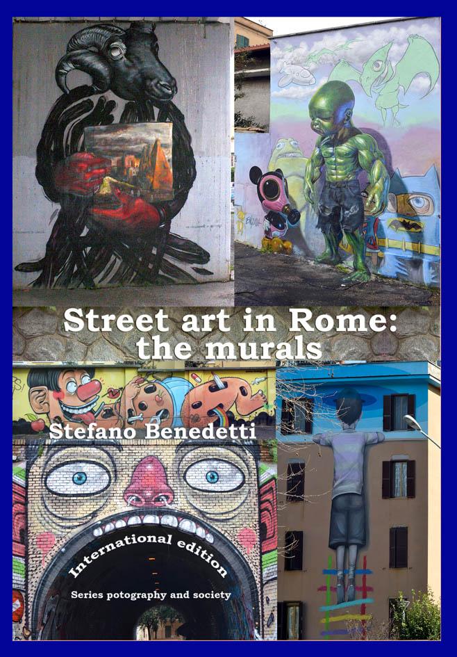 Street art in Rome: the murals's Ebook Image