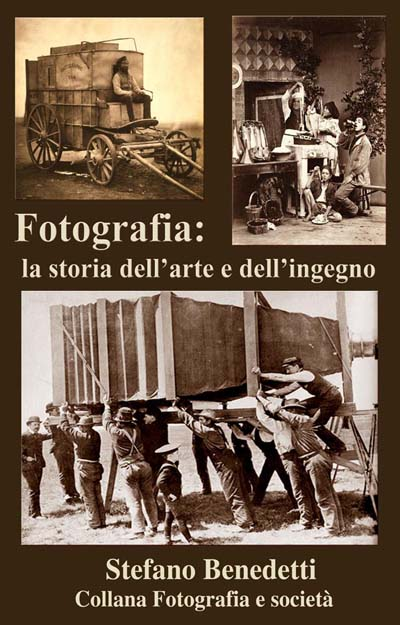 Fotografia: la storia dell'arte e dell'ingegno's Ebook Image