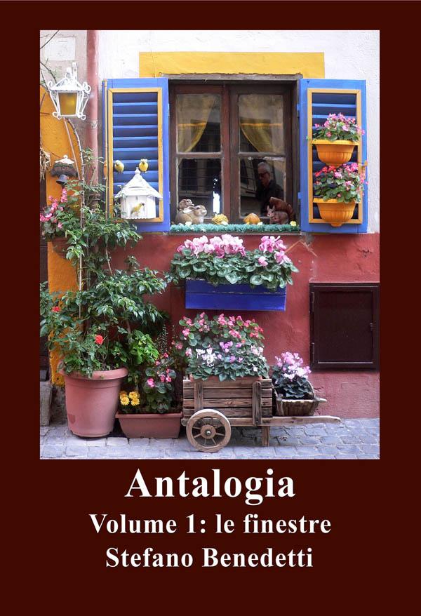 Antalogia: Volume I: le finestre's Ebook Image