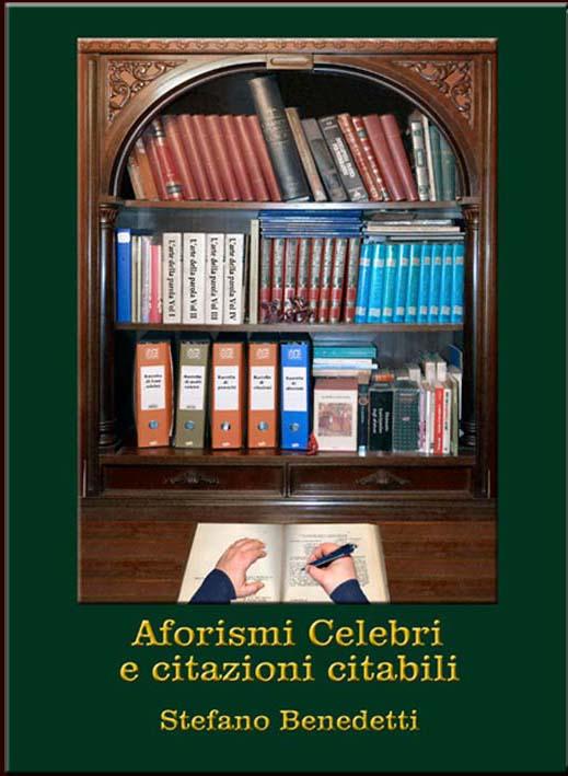 Aforismi celebri e citazioni citabili's Ebook Image