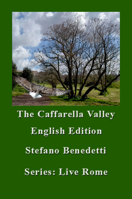 The Caffarella Valley's Book Image