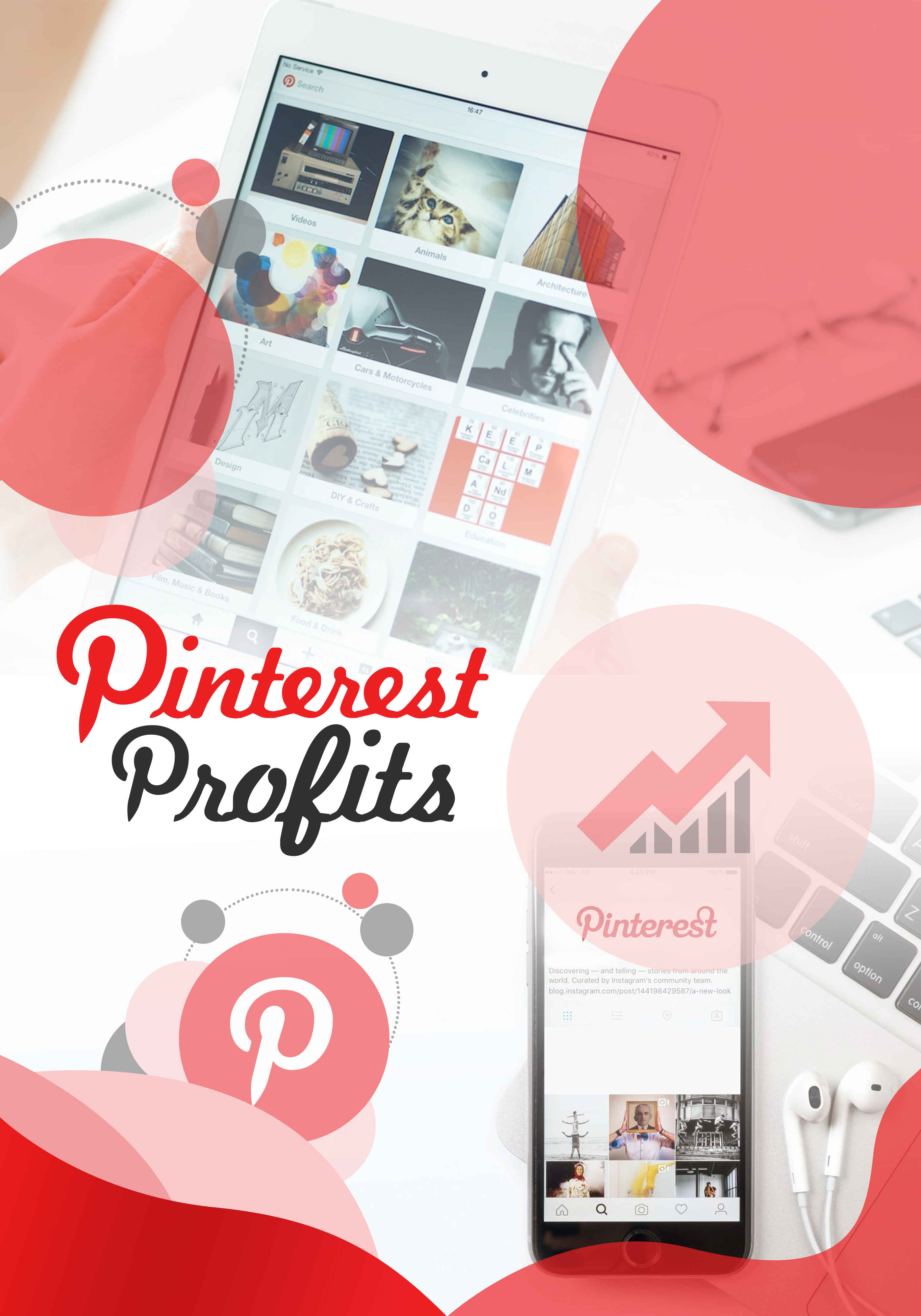 Pinterest Profits Ebook's Ebook Image