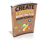 Create a Successful Marketing Plan From Scratch's Ebook Image
