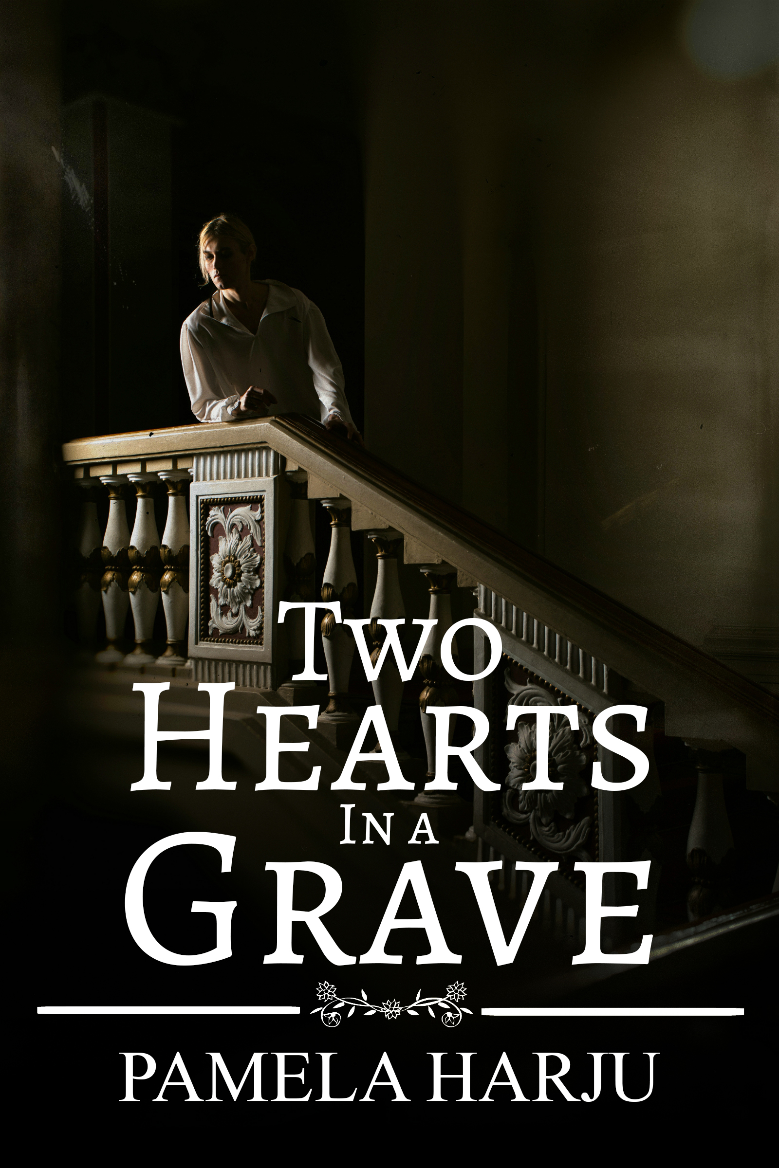 Two Hearts in a Grave's Ebook Image