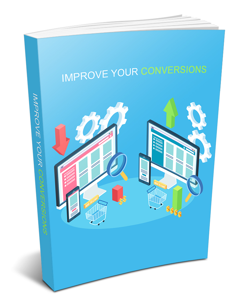 Improve Your Conversion's Ebook Image