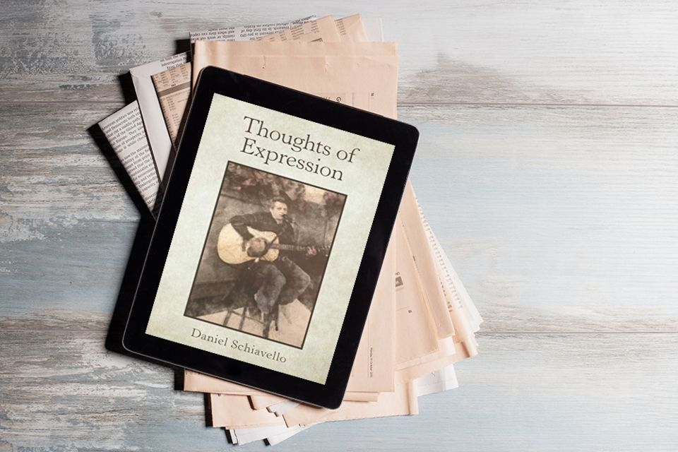 Thoughts of Expression's Ebook Image