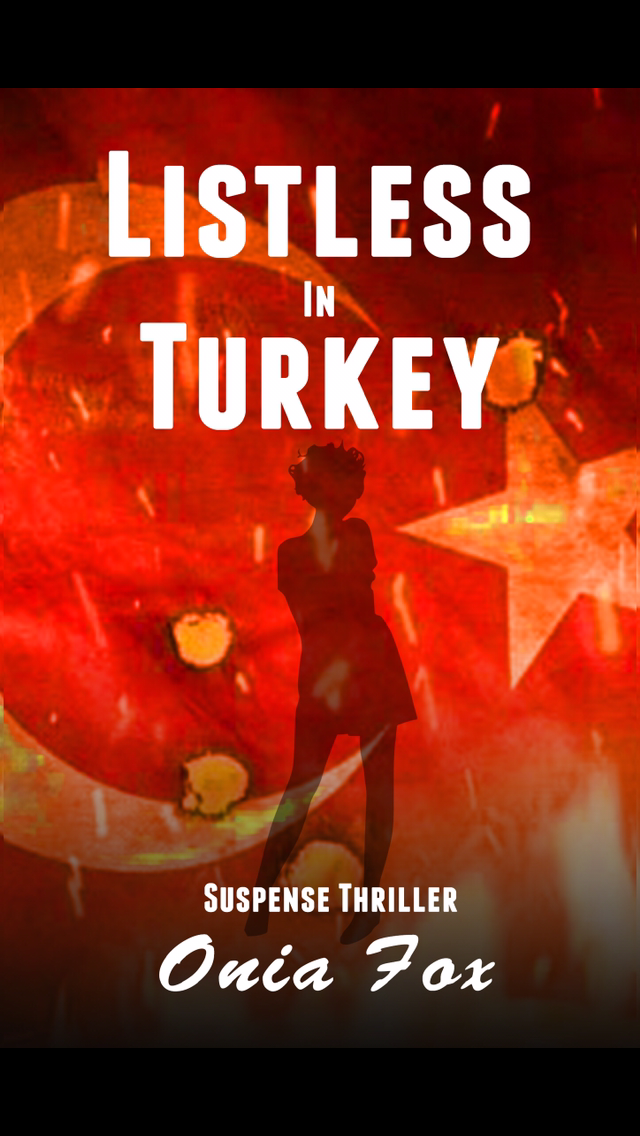 Listless In Turkey's Ebook Image