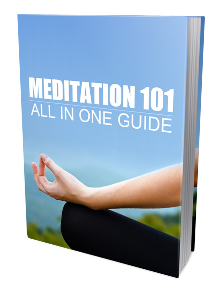 Meditation 101 (All In One Guide) Ebook's Ebook Image