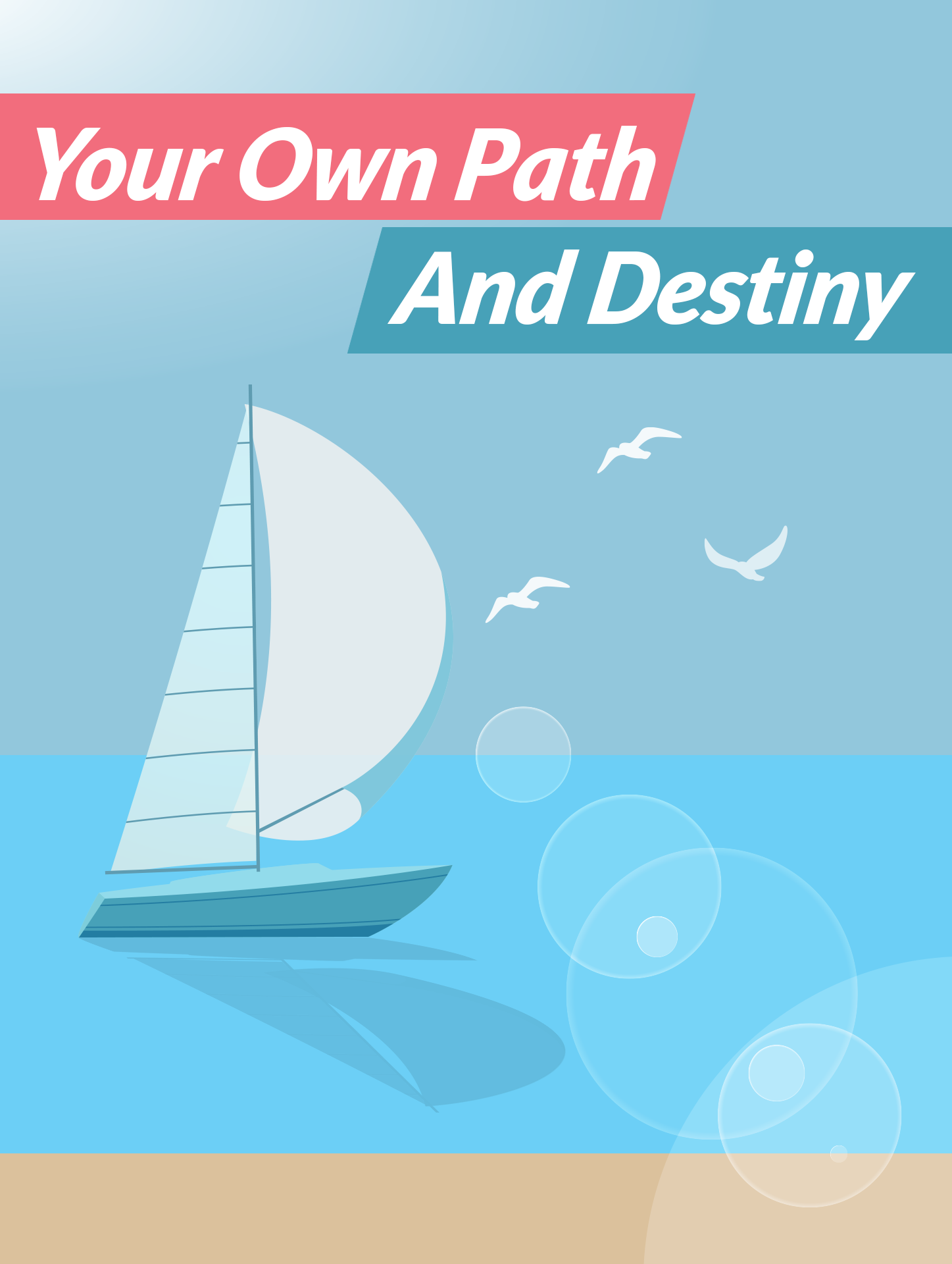 Your Own Path And Destiny Ebook's Ebook Image