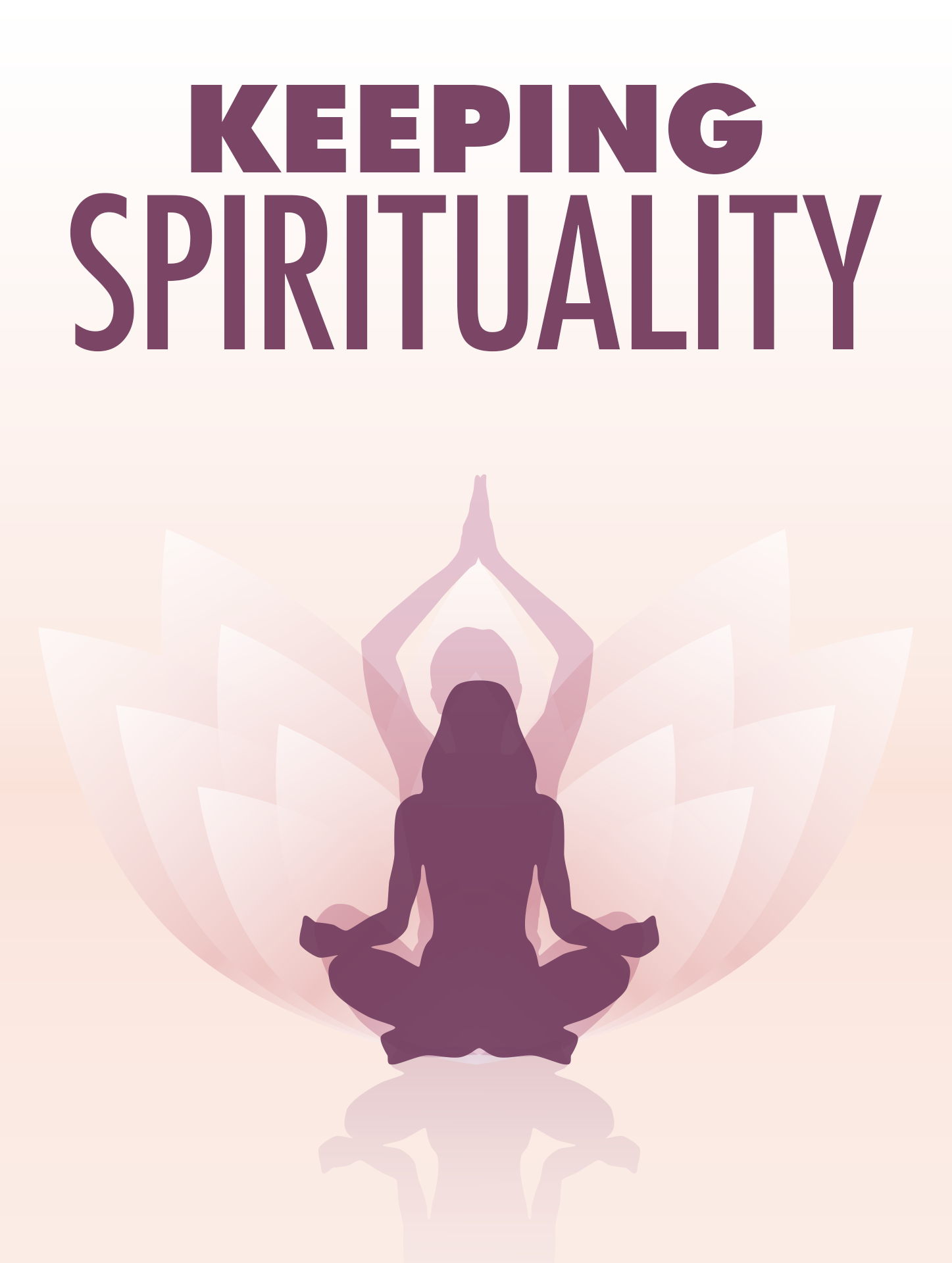 Keeping Spirituality Ebook's Ebook Image
