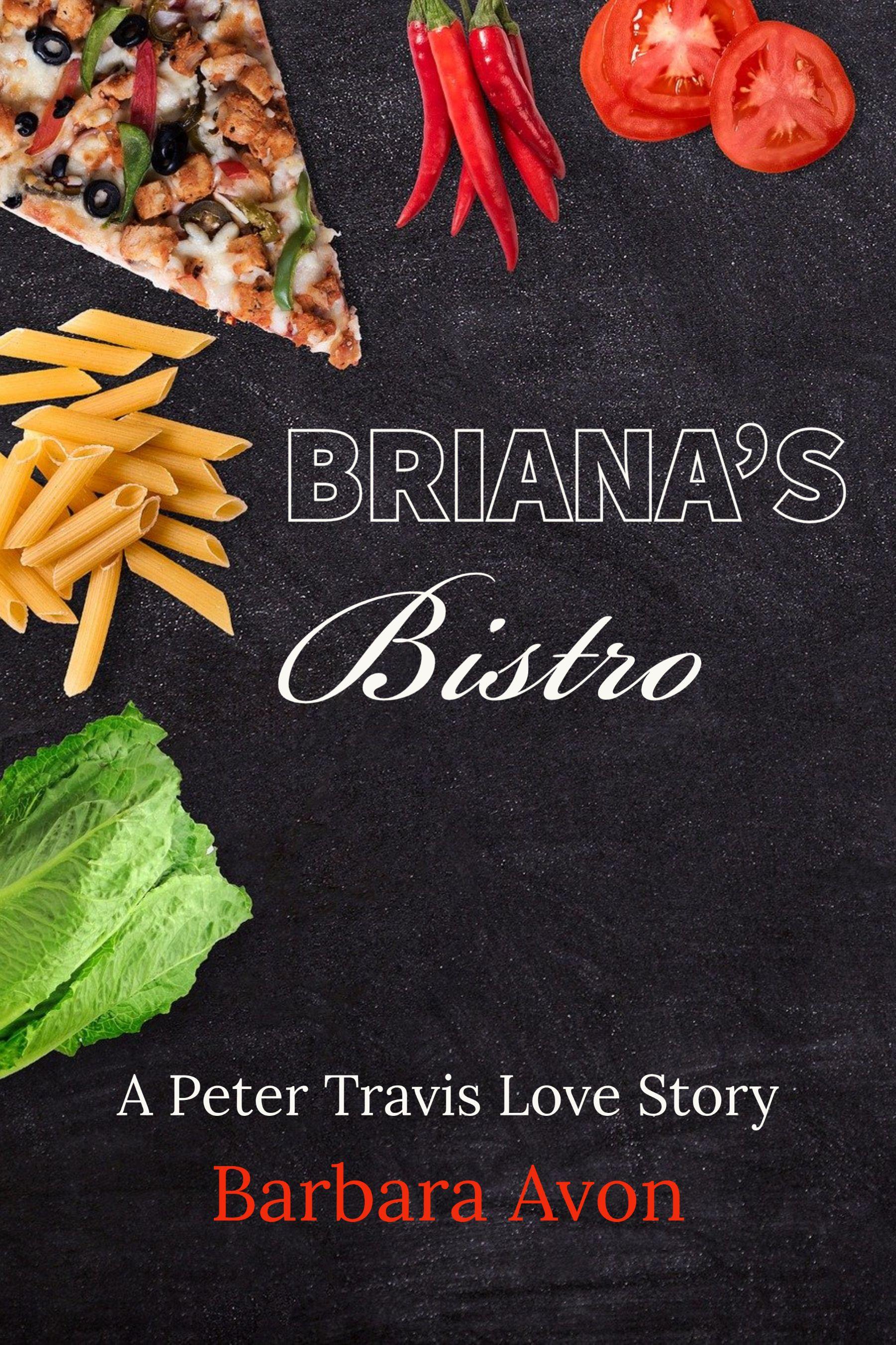 Briana's Bistro's Book Image