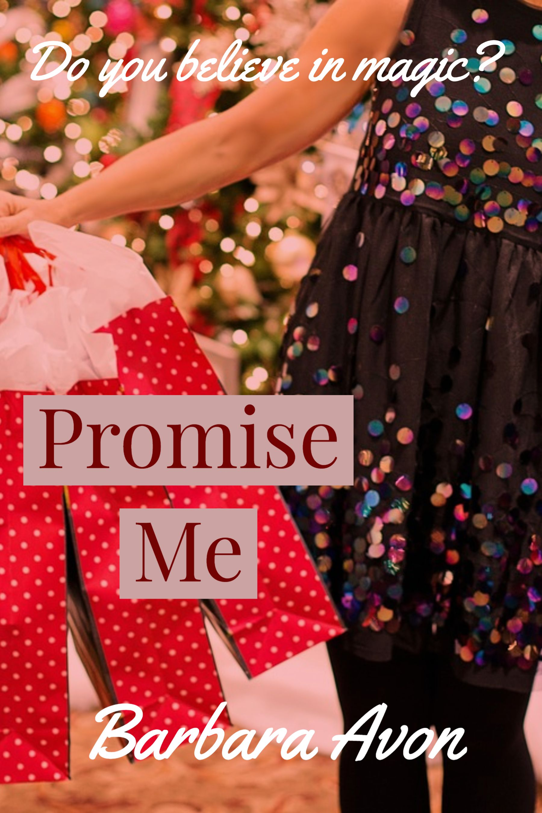 Promise Me's Book Image