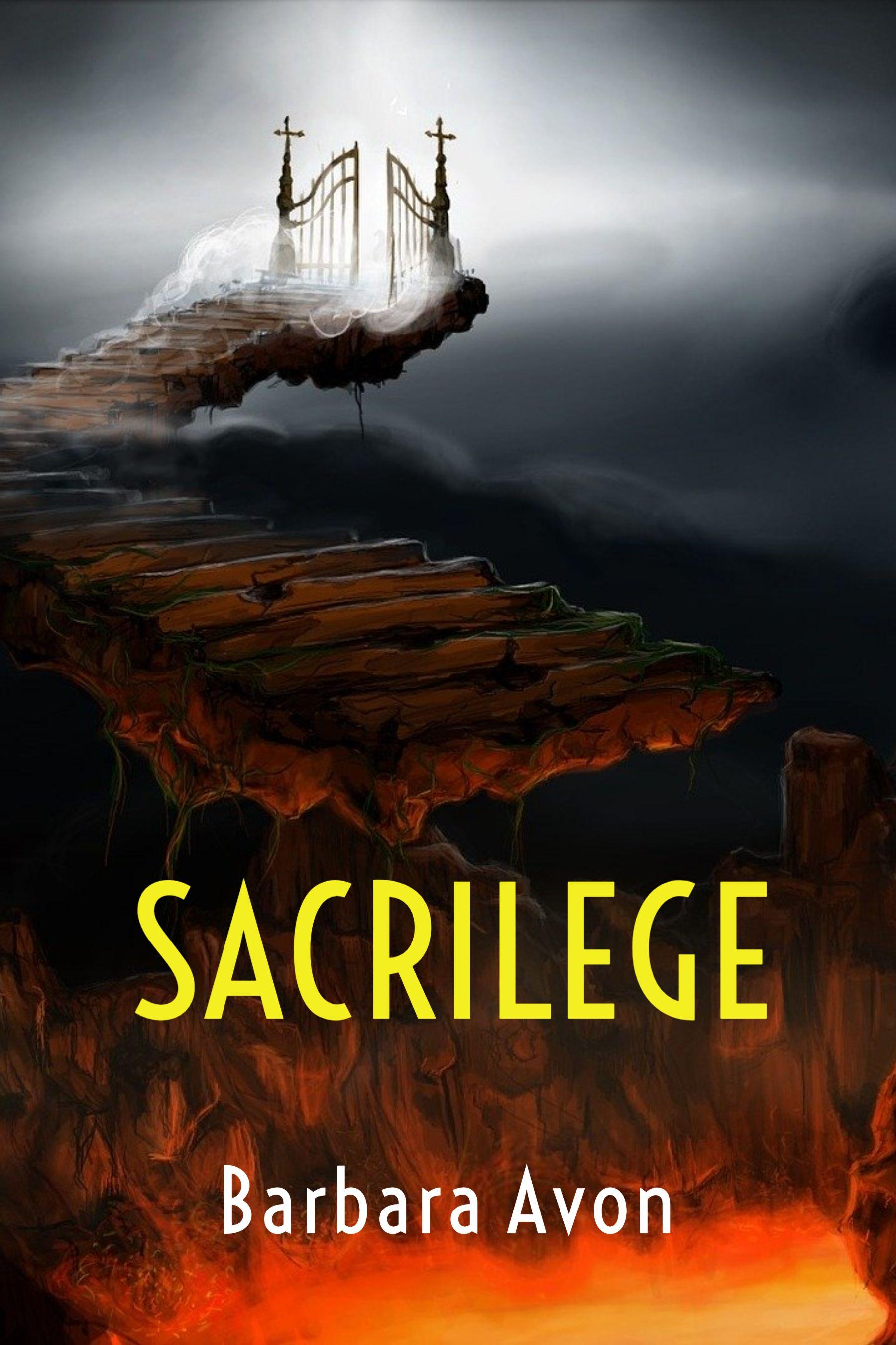 Sacrilege's Book Image