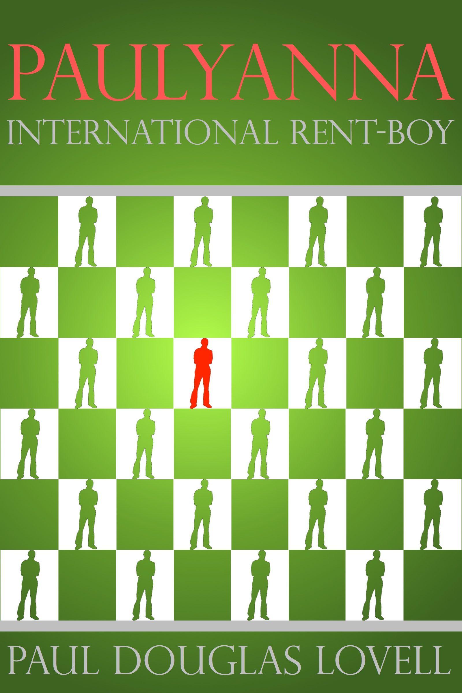 Paulyanna International Rent-boy's Ebook Image