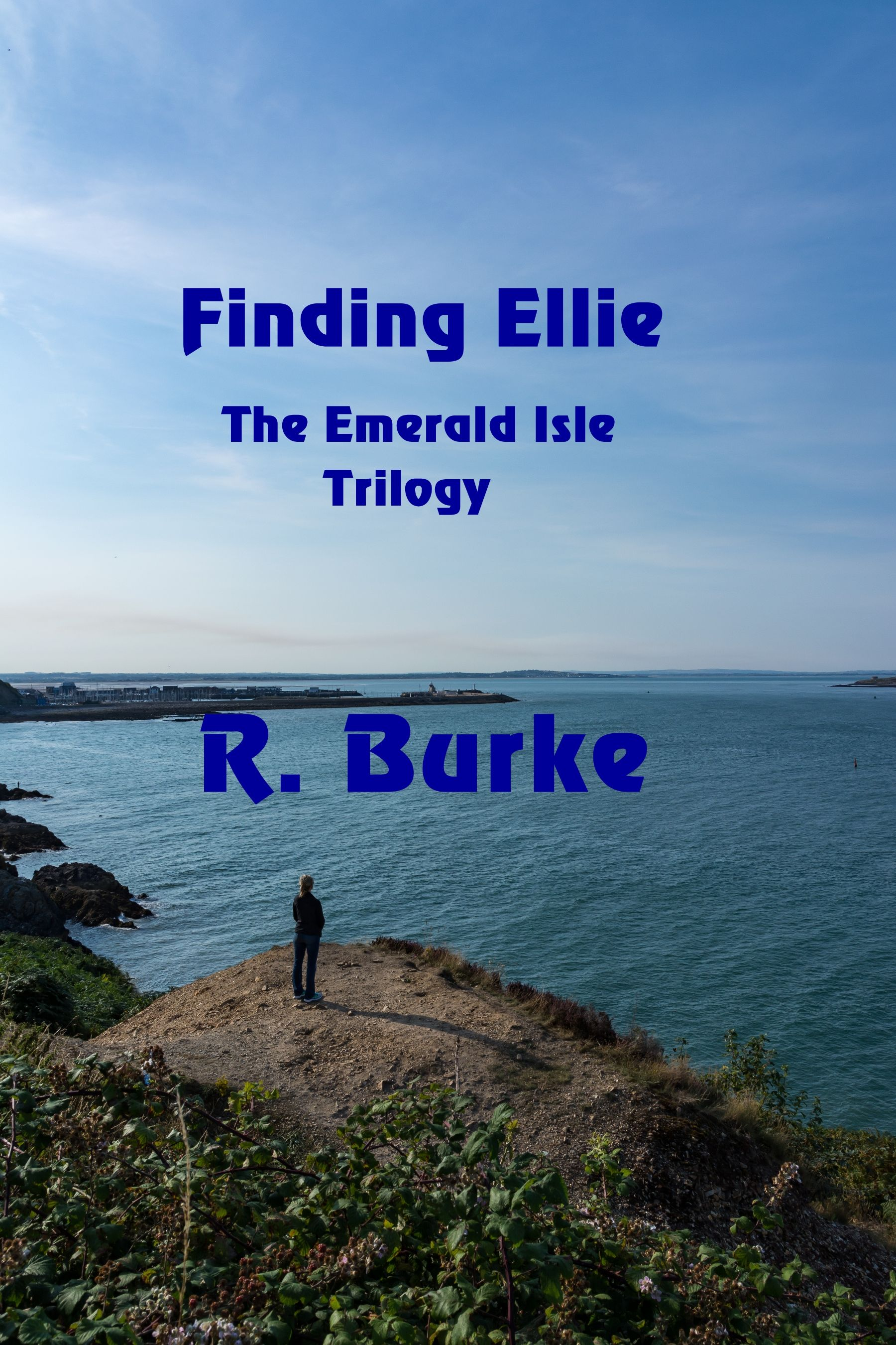 The Emerald Isle Trilogy Finding Ellie's Ebook Image