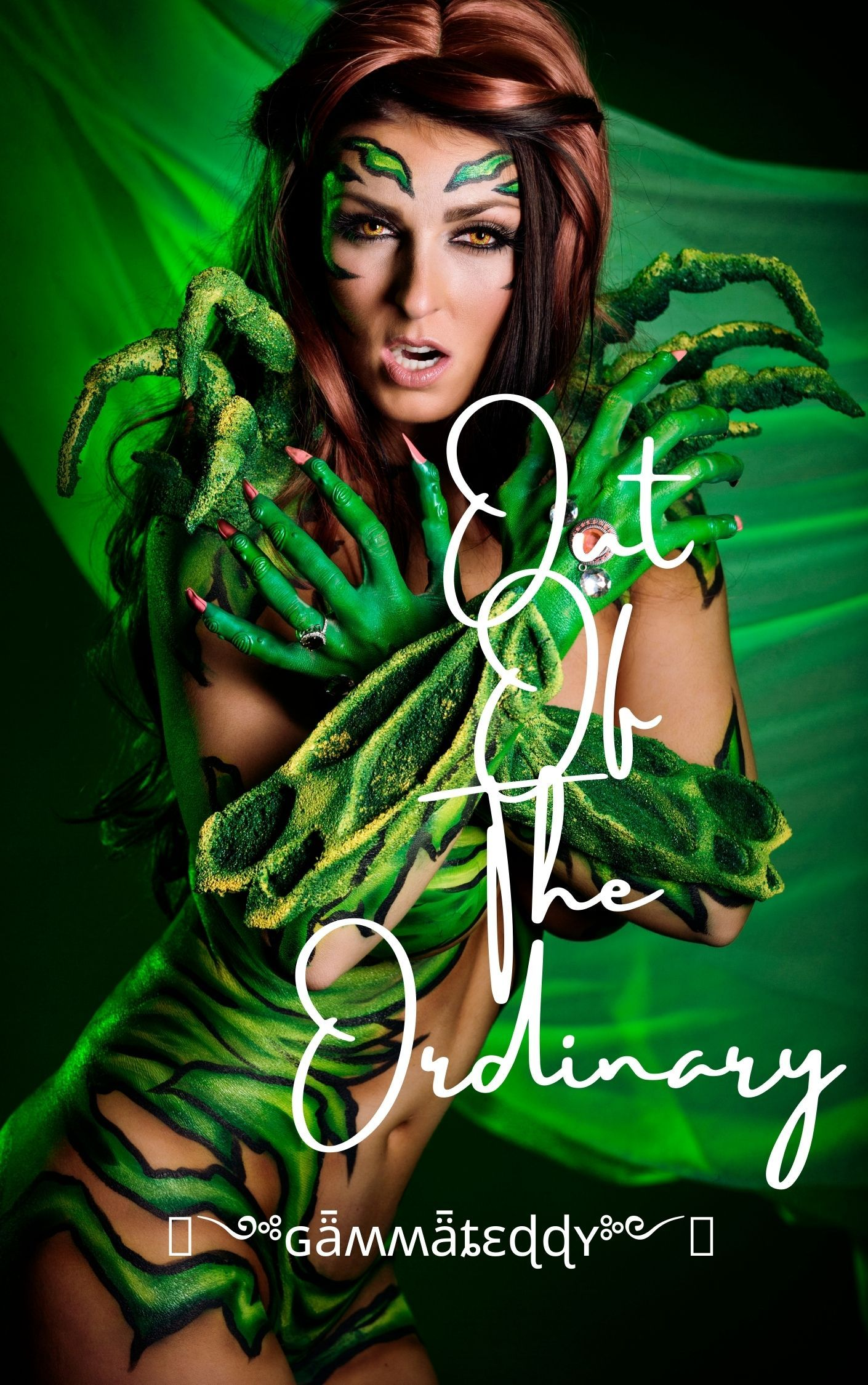 Out Of The Ordinary's Book Image