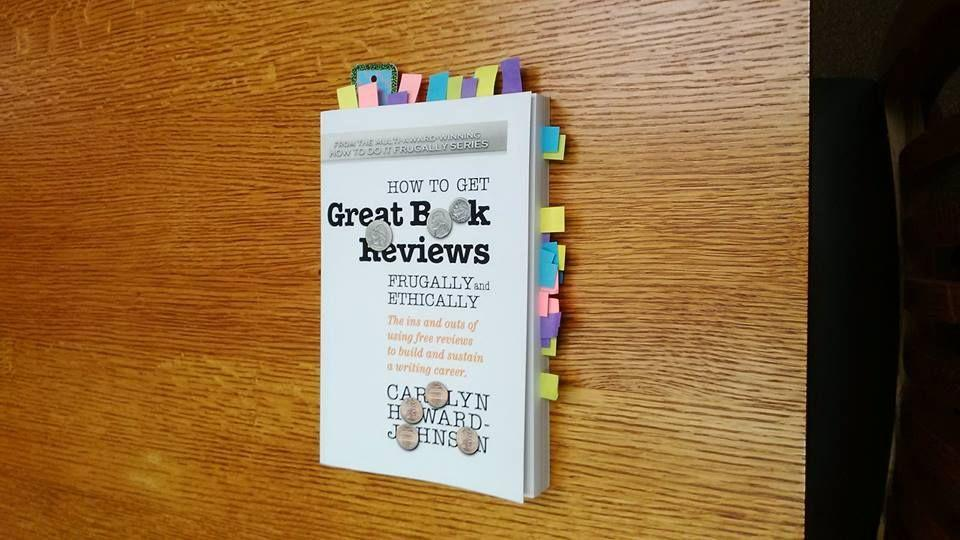 How to Get Great Book Reviews Frugally and Ethically's Ebook Image