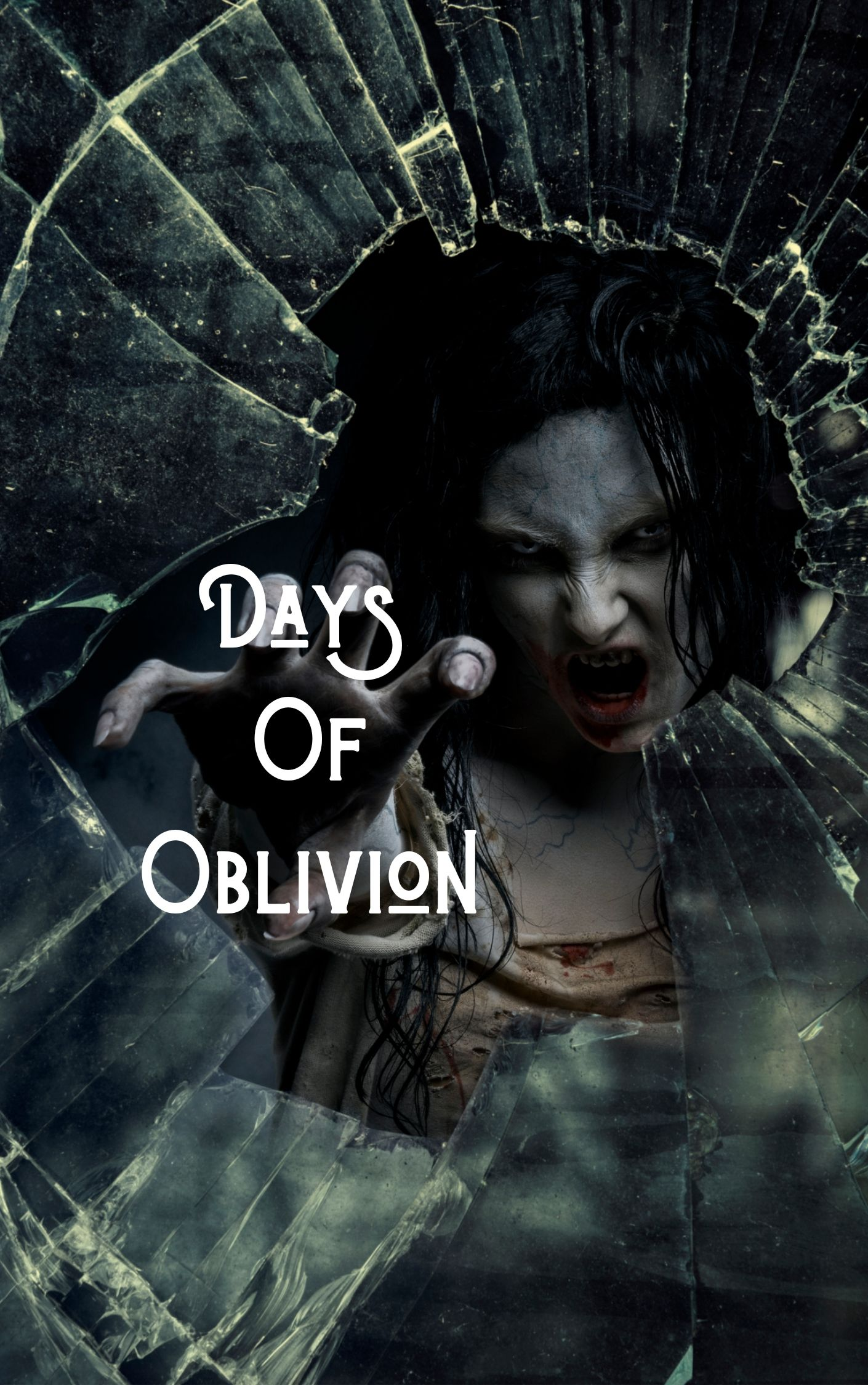 Days of Oblivion's Book Image