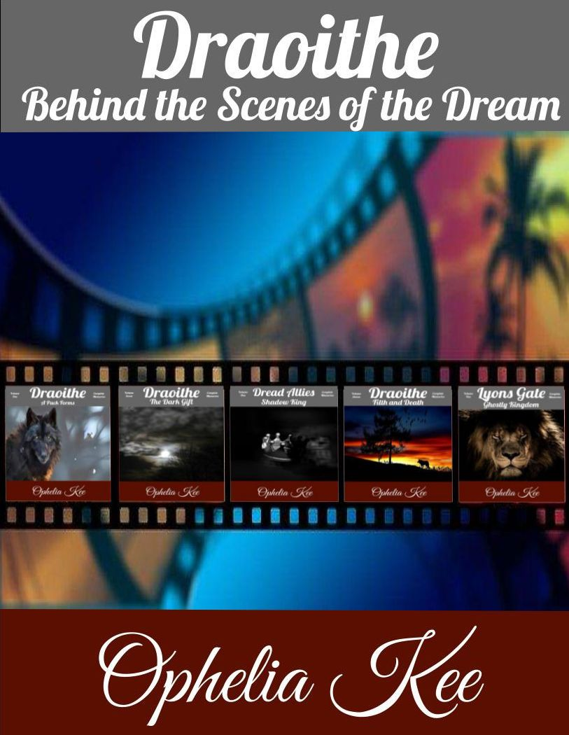 Draoithe: Behind the Scenes of the Dream's Book Image