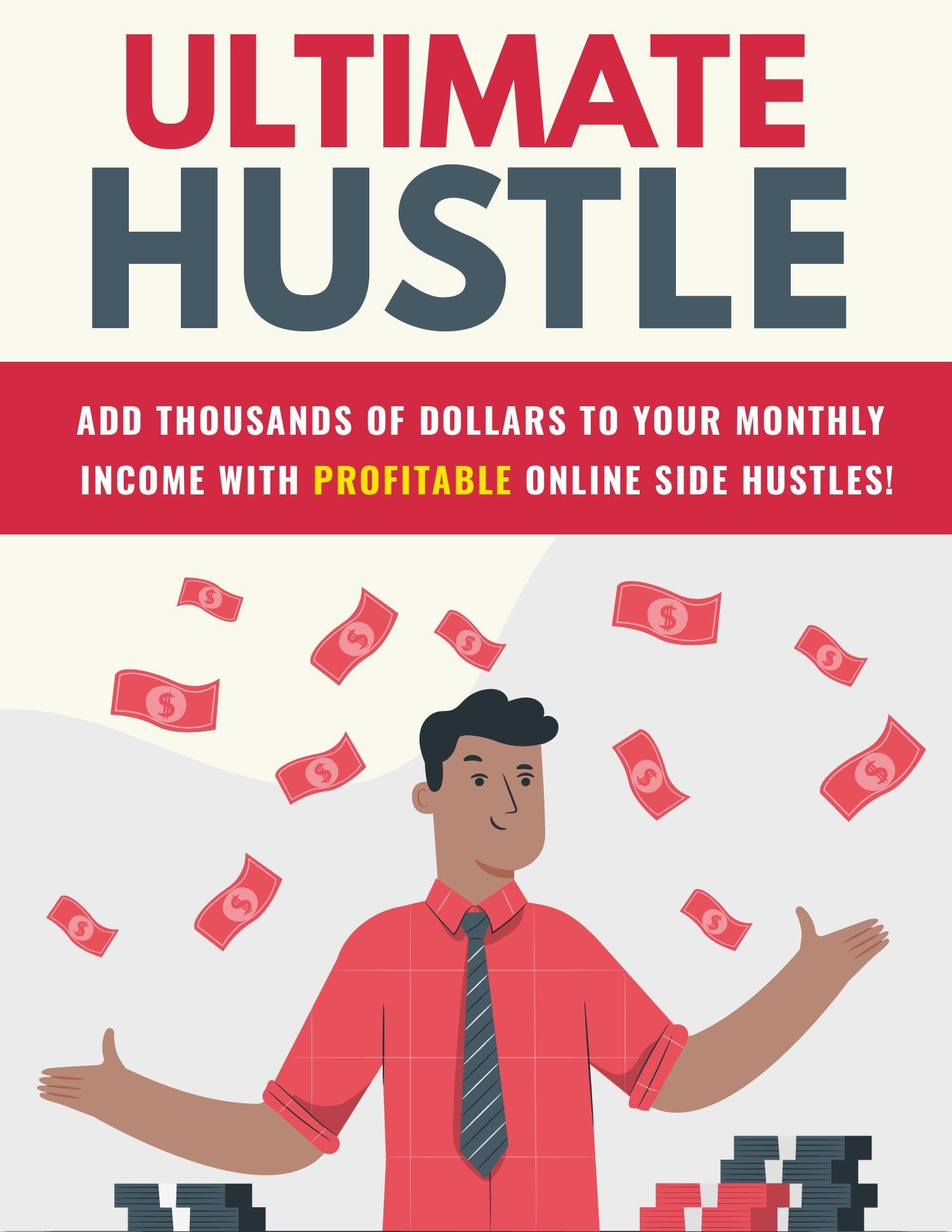 Ultimate Hustle eBook's Ebook Image
