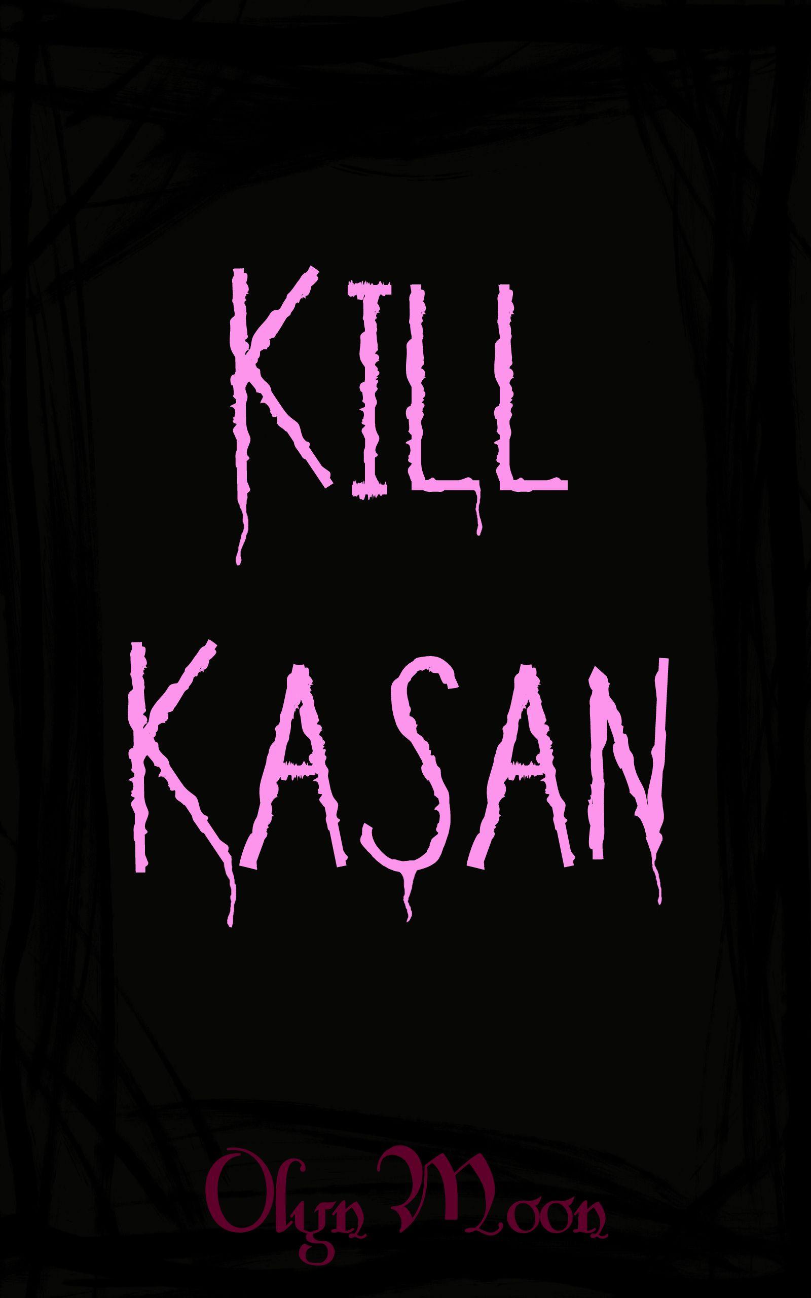 Kill Kasan's Book Image