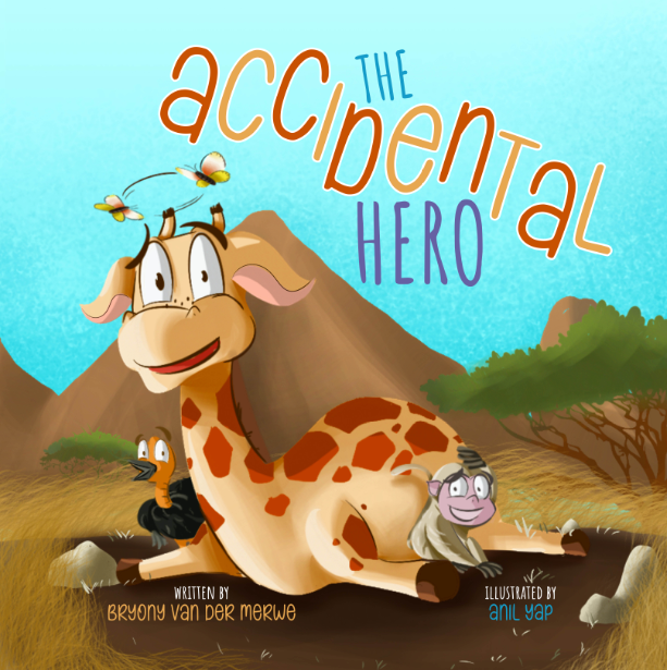 The Accidental Hero's Book Image