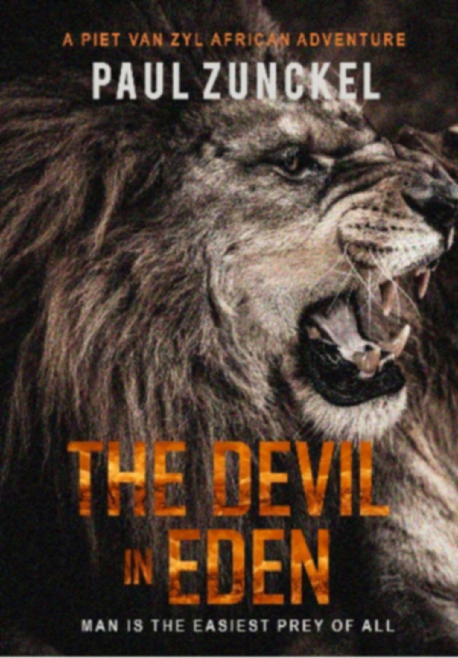 Devil in Eden's Ebook Image