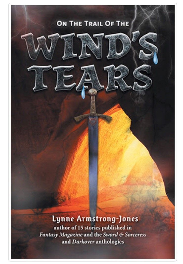 On the Trail of the Wind's Tears's Book Image