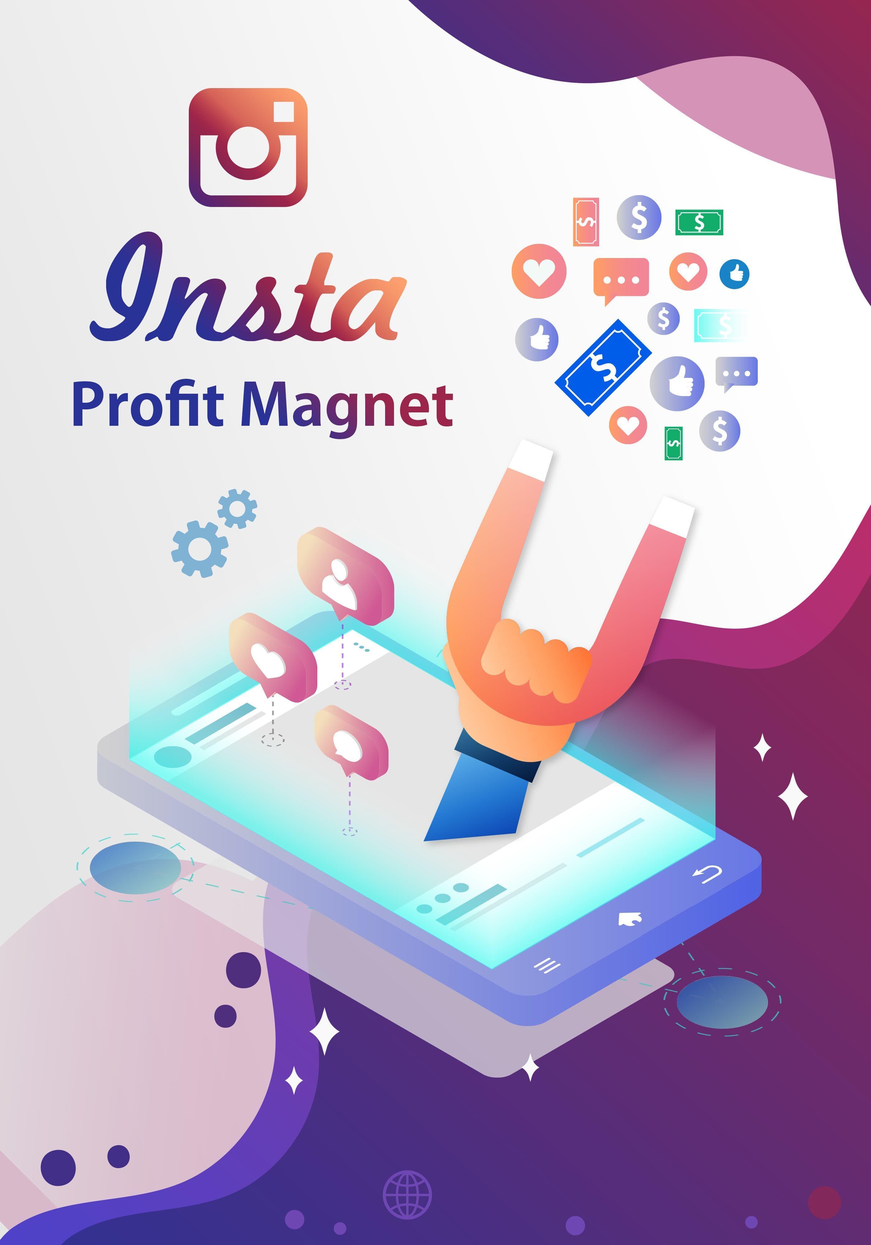 Insta Profit Magnet eBook's Book Image
