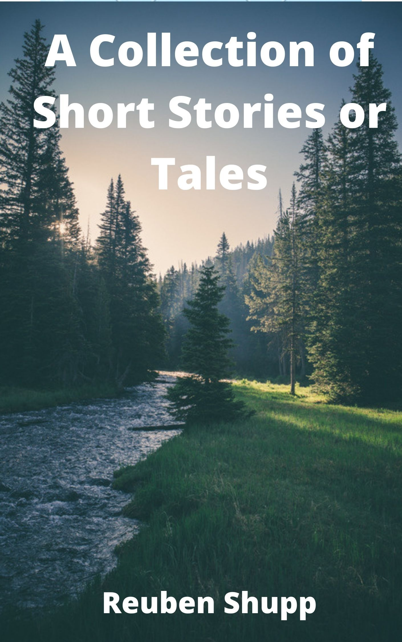 A Collection of Short Stories or Tales's Book Image