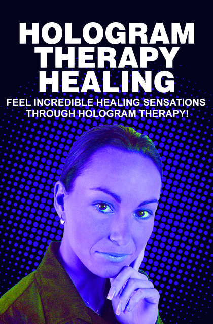 Hologram Therapy Healing Ebook's Ebook Image