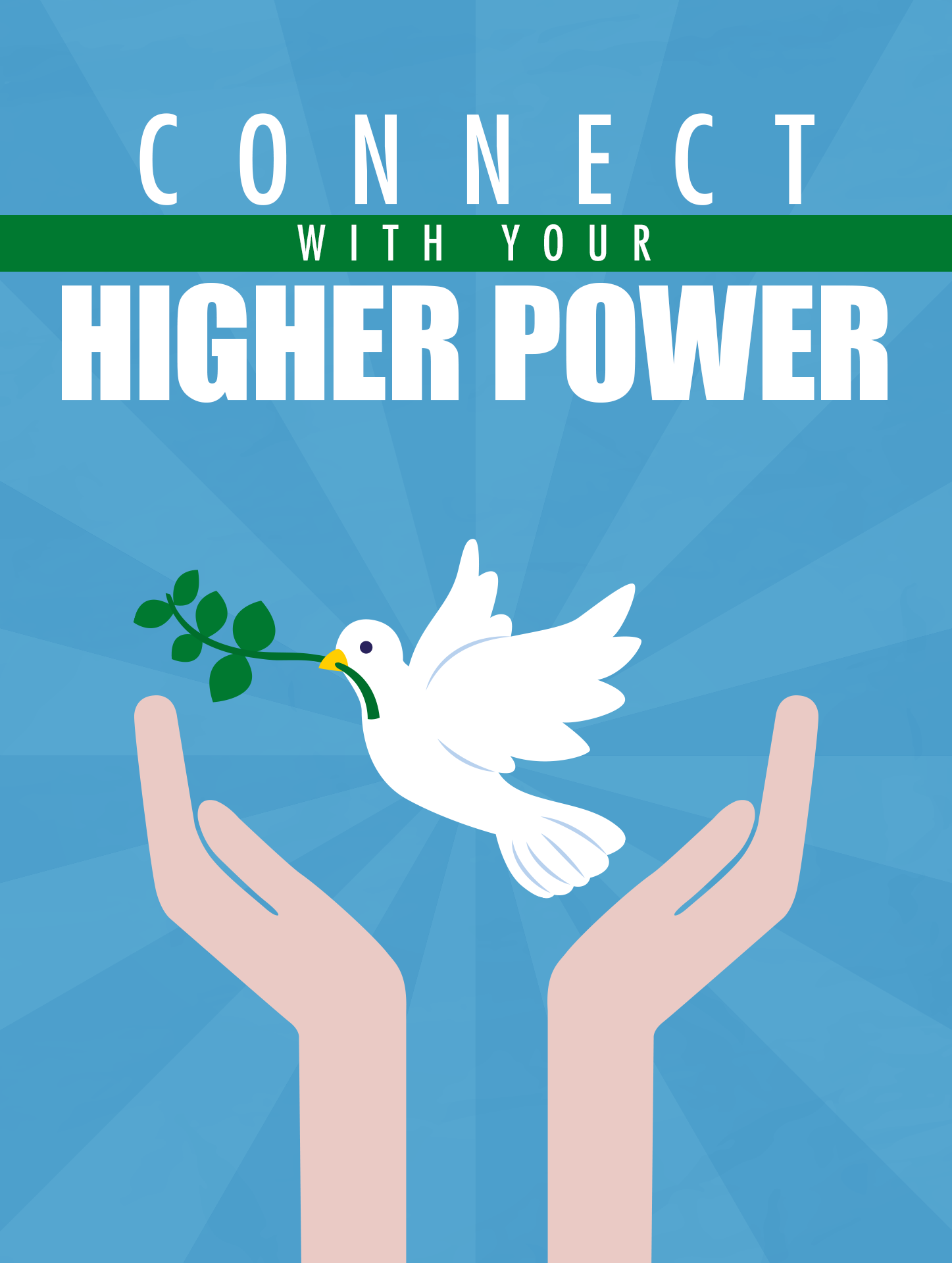 Connect With Your Higher Power Ebook's Ebook Image