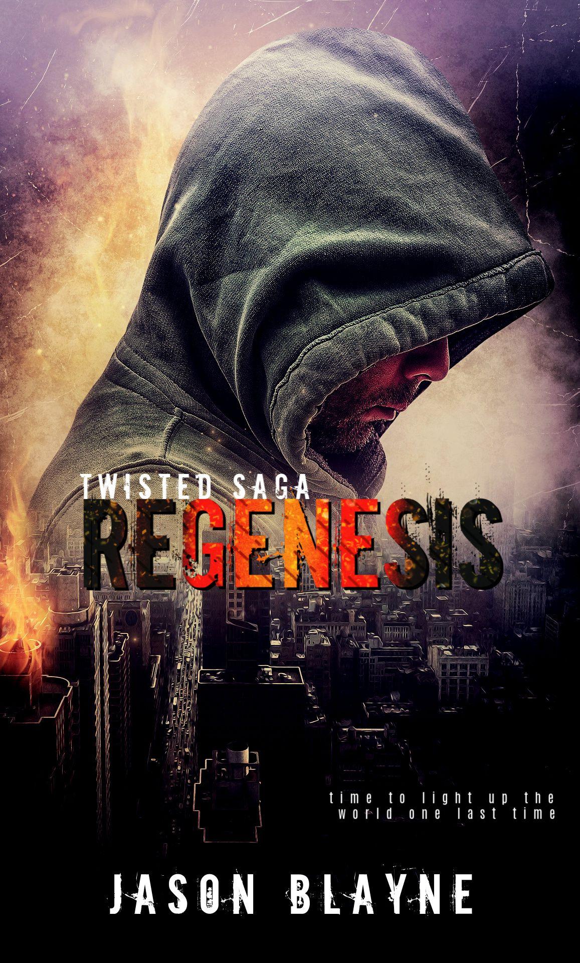 Twisted Saga ReGenesis's Ebook Image