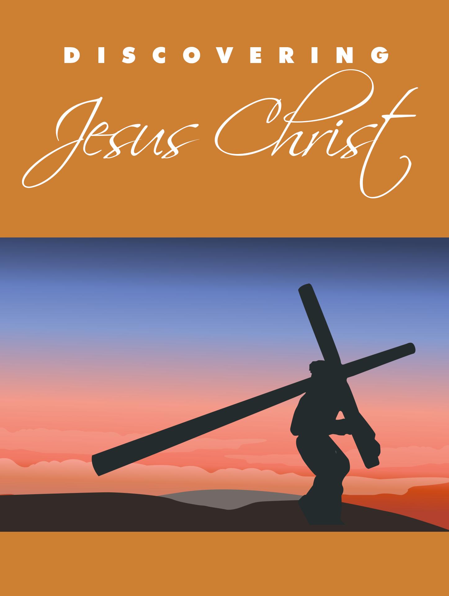 Discovering Jesus Christ Ebook's Ebook Image